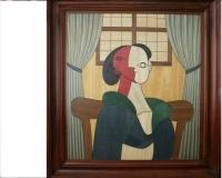 """Omaggio a Picasso """"Gli Amanti"""""""