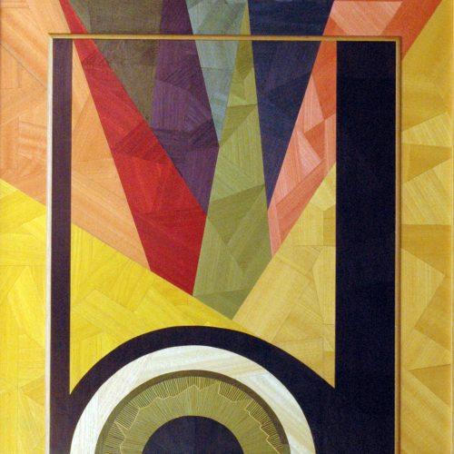 Oltre Il Buio – 2001 – 80×85