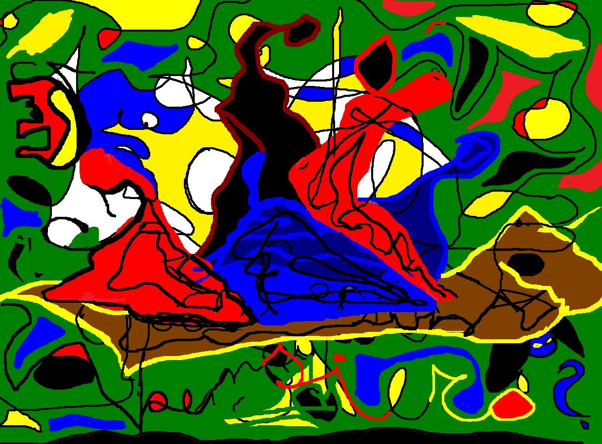 Omaggio A Basquiat 4