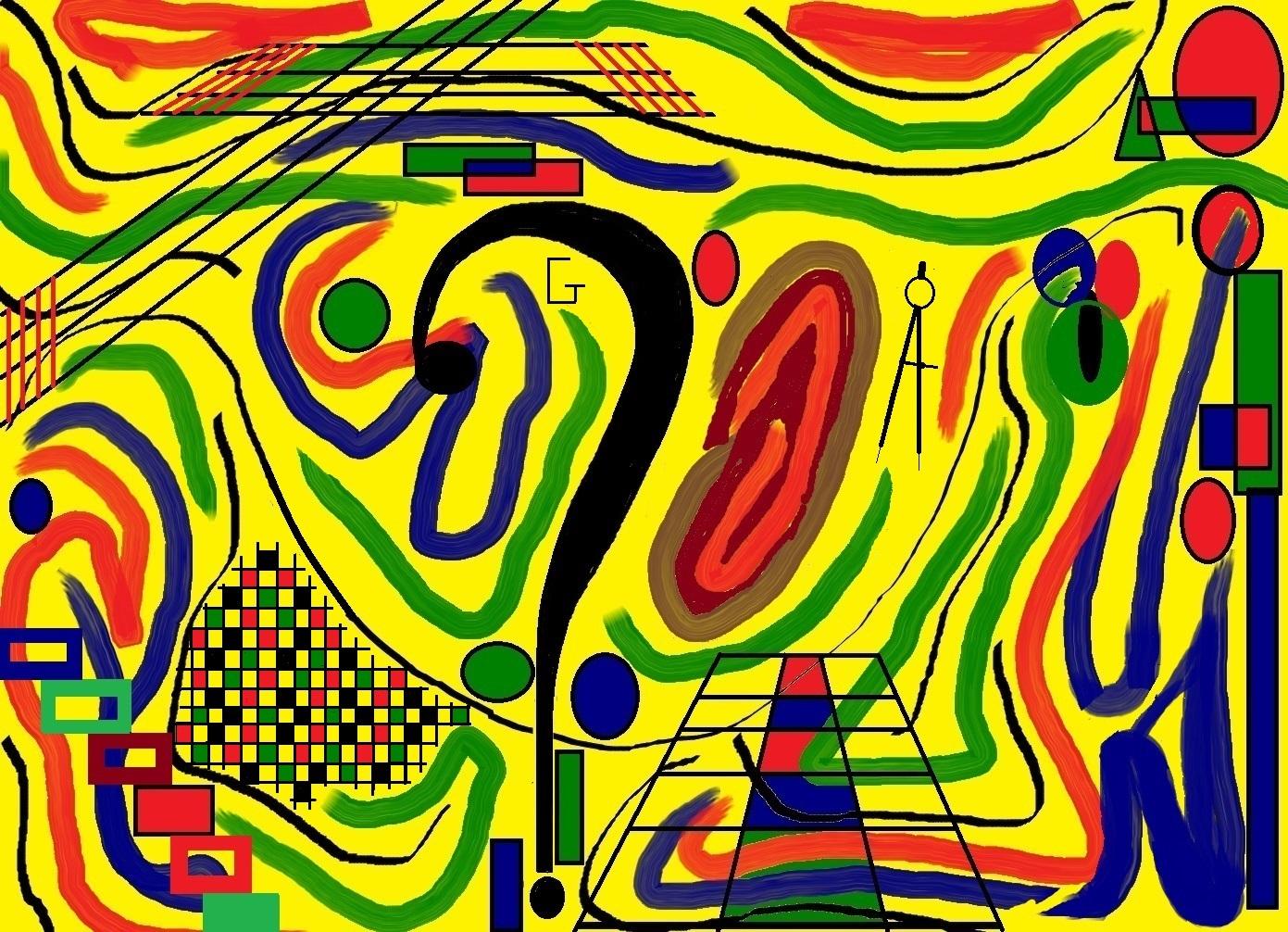 Sognando Kandinsky