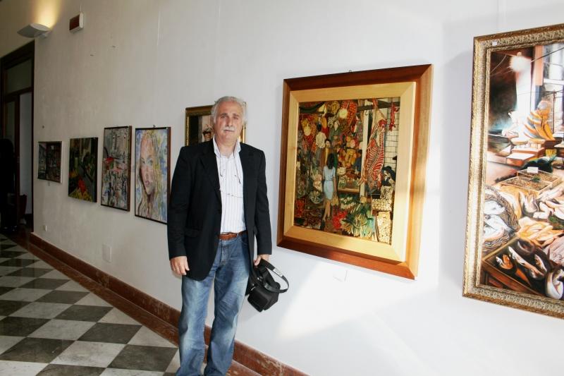 """Mostra """"La Vucciria – Omaggio A Renato Guttuso"""""""